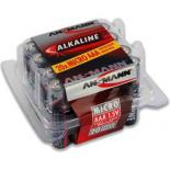 20 PILES LR03 / LR3 AAA ANSMANN ALCALINE