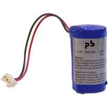 Pile Lithium pour alarme 3.6V 6.5Ah - BATLI01