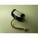 Pile Lithium 3.6V ER14250 1/2AA JST  Deny-Fontaine Optimal Lock