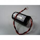 Pile Lithium pour alarme 3.6V 7.7Ah Label Bral BL72 FC