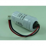 Pile Lithium 3V 1.4Ah pour digicode Sommer / 46059 / CR123AS BPK