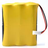 Pile pack alcaline pour alarme 9V 19.76Ah - BAT1010 / Silentron 861010