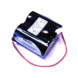 Pile pack lithium 2xD 7.2V 14.5Ah JST Label BL13 / Label CESAR / Siemens BL13 / RAM C22 / RAS21 / RAS31