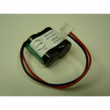 Pile Lithium 6V 950mah 2x1/2AA JST BL950