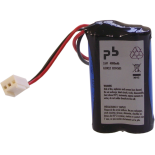 Pile Lithium pour alarme 3.6V 3.6Ah - BATLI05