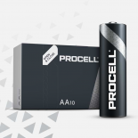 10 piles LR6 AA Duracell Procell