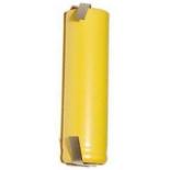 Batterie de rasoir électrique AA NI-CD 1.2V 700mah avec pattes