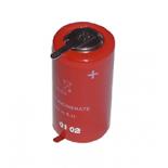 Batterie de rasoir électrique 41x22mm NI-CD 1.2V 1700mah avec pattes
