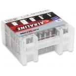 Pack de 35 piles ANSMANN alcalines avec boite de rangement