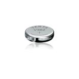 Pile bouton oxyde d'argent Varta 362