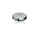 Pile bouton oxyde d'argent Varta 390