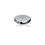 Pile bouton oxyde d'argent Varta 371