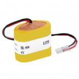 Pile Lithium pour alarme 6V 850mAh - SIEMENS BL950