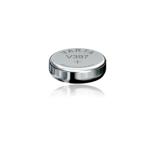 Pile bouton oxyde d'argent Varta 397