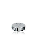 Pile bouton oxyde d'argent Varta 337