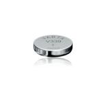 Pile bouton oxyde d'argent Varta 339