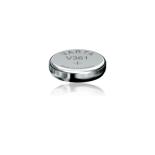 Pile bouton oxyde d'argent Varta 361