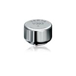 Pile bouton oxyde d'argent Varta 393