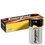 Boite de 12 piles D Energizer industrial EN95