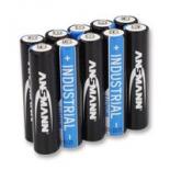 Boite de 10 piles AAA Lithium Ansmann