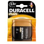 1 pile 3LR12 4.5V Duracell Plus sous blister