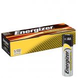 Boite de 10 piles AA Energizer industrial EN91