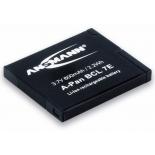 Batterie photo numerique type Panasonic DMW-BCL7E Li-ion 3.6V 600mAh
