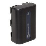 Batterie de camescope type Sony NP-FM50 / FM55H  Li-ion 7.4V 1400mAh