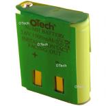 Batterie pour Talkie Walkie Motorola T5xxx 3.6V 1500mAh