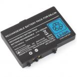 Batterie pour Nintendo DS Lite 3.7V 1000mAh