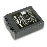 Batterie photo numerique type Panasonic CGA-S006 Li-ion 7.4V 800mAh