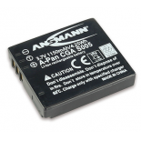 Batterie photo numerique type Panasonic CGA-S005 Li-ion 3.7V 1150mAh