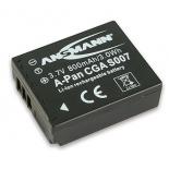 Batterie de camescope type Panasonic CGA-S007 / DMW-BCD10 Li-ion 3.7V 800mAh