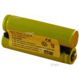 Batterie photo numerique type Fuji NH-20 Ni-Mh 2.4V 600mAh