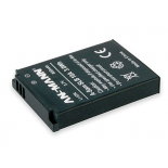 Batterie photo numerique type Samsung SLB-10A Li-ion 3.7V 800mAh