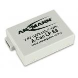 Batterie photo numerique type Canon LP-E8 Li-ion 7.4V 1000mAh