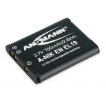 Batterie photo numerique type Nikon EN-EL19 Li-ion 3.7V 700mAh