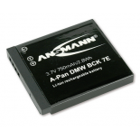 Batterie photo numerique type Panasonic DMW-BCK 7E Li-ion 3.7V 750mAh