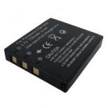 Batterie photo numerique pour PANASONIC DMW-BCK7E 3.6V Li-Ion 850mAh