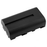 Batterie de camescope type Sony NP-F550 Li-ion 7.2V 2000mAh