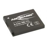 Batterie de camescope type Canon NB-11L Li-ion 3.7V 600mAh