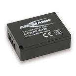 Batterie de camescope type Fuji NP-W126 Li-ion 7.4V 1020mAh