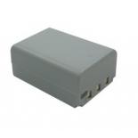 Batterie photo numerique type Casio NP-100 Li-ion 3.6V 1800mAh