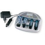 Chargeur de piles rechargeables Ansmann Powerline 5 MULTIFORMAT LCD
