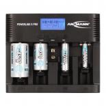 Chargeur testeur de piles rechargeables Ansmann Powerline 5 Pro