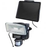 Projecteur solaire à LED Brennenstuhl SOL80 PLUS noir avec détecteur de mouvement