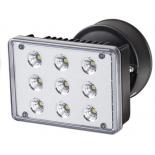 Projecteur exterieur � LED Brennenstuhl L903 NOIR 1675 lumens � fixer