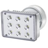 Projecteur exterieur � LED Brennenstuhl L903 BLANC 1675 lumens � fixer
