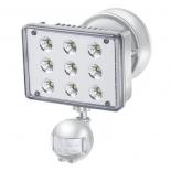 Projecteur exterieur � LED Brennenstuhl L903PIR BLANC 1675 lumens � fixer avec detecteur de mouvement