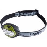 Lampe frontale VARTA Power line Head 4 LED + 3 piles AAA